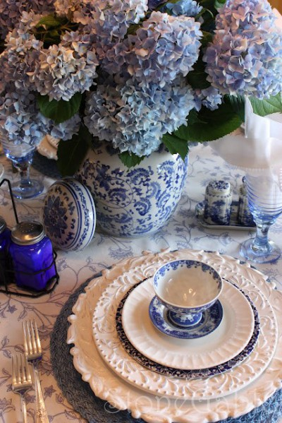 Mjn China: Spring Centerpieces For Mother's Day