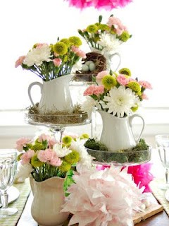 Spring Centerpieces For Mothers Day MJN And Associates