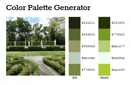 Color Palette Interior Design playing with color palette generators for home decorating. 20