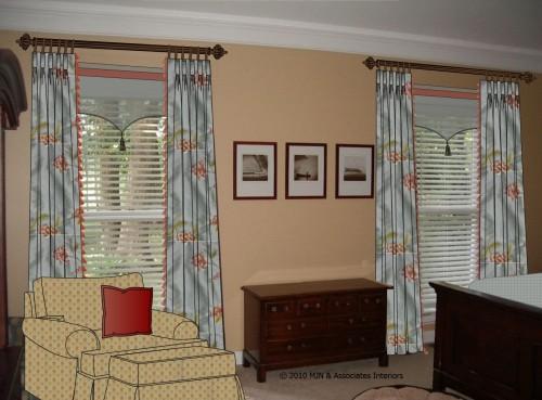 atlanta custom home design mjn and associates interiors
