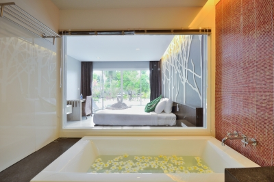 Nice Spa Bedroom Design