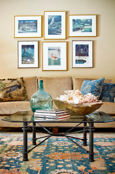 Coastal Color Inspiration: Sea Glass - MJN and Associates Interiors