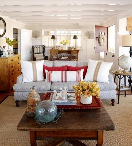 Coastal Interior Design: Rustic Cottage Style | MJN & Associates