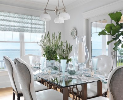 Coastal Interior Design Sophisticated Cottage Style MJN And