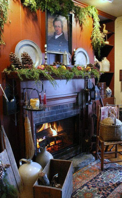 A colonial williamsburg christmas for Williamsburg home decor