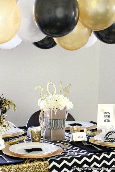 Last minute decorating ideas for new year 39 s eve - Last minute new year s eve party ideas ...