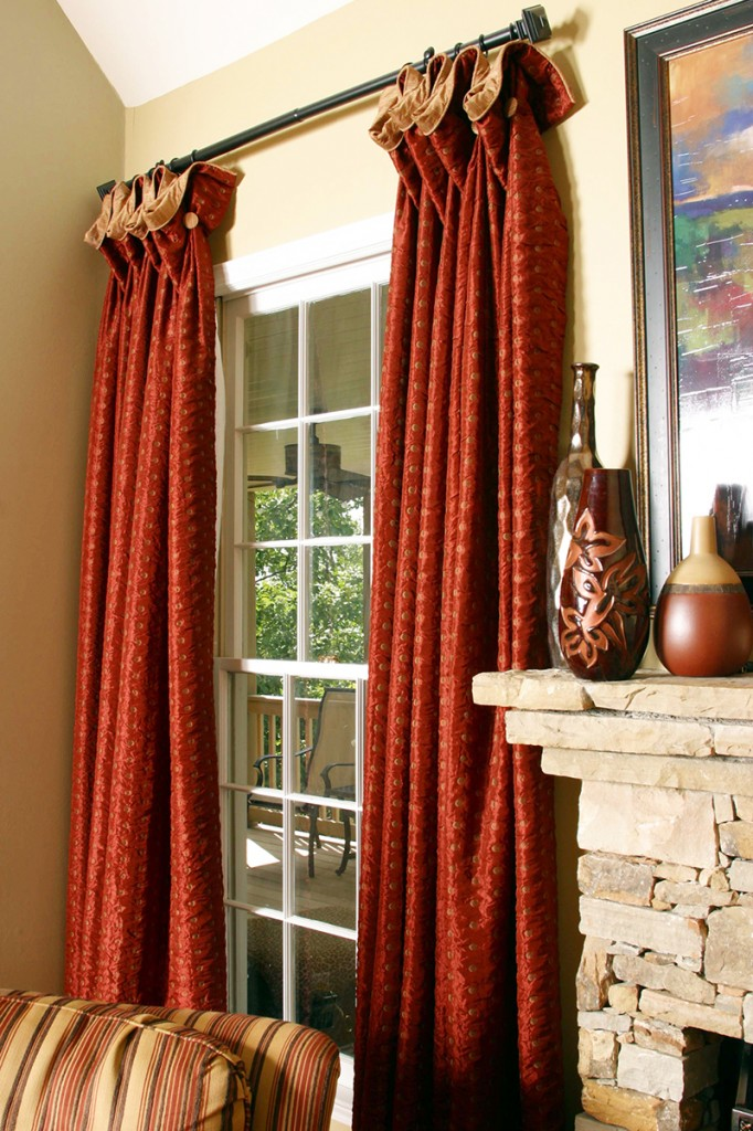 custom curtains Virginia Beach