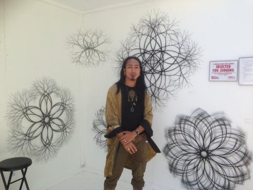 Sculptural Wall Art