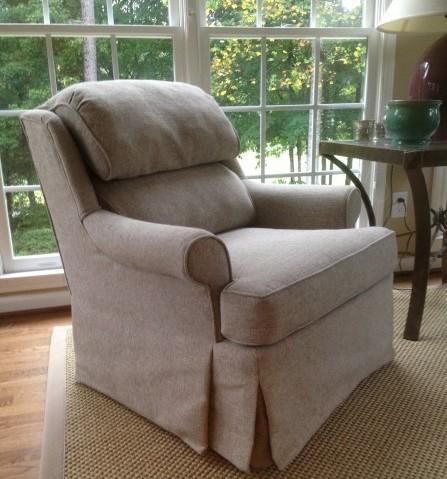 Virginia Beach custom upholstery