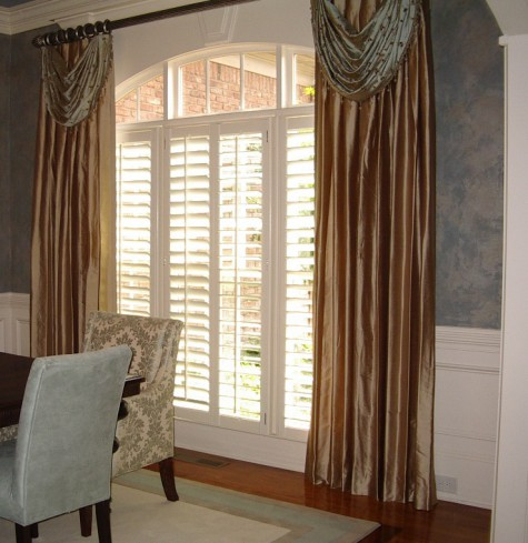 custom draperies in Virginia Beach
