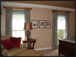 Designer Window Treatments In Virginia Beach Mjn And Associates Interiors