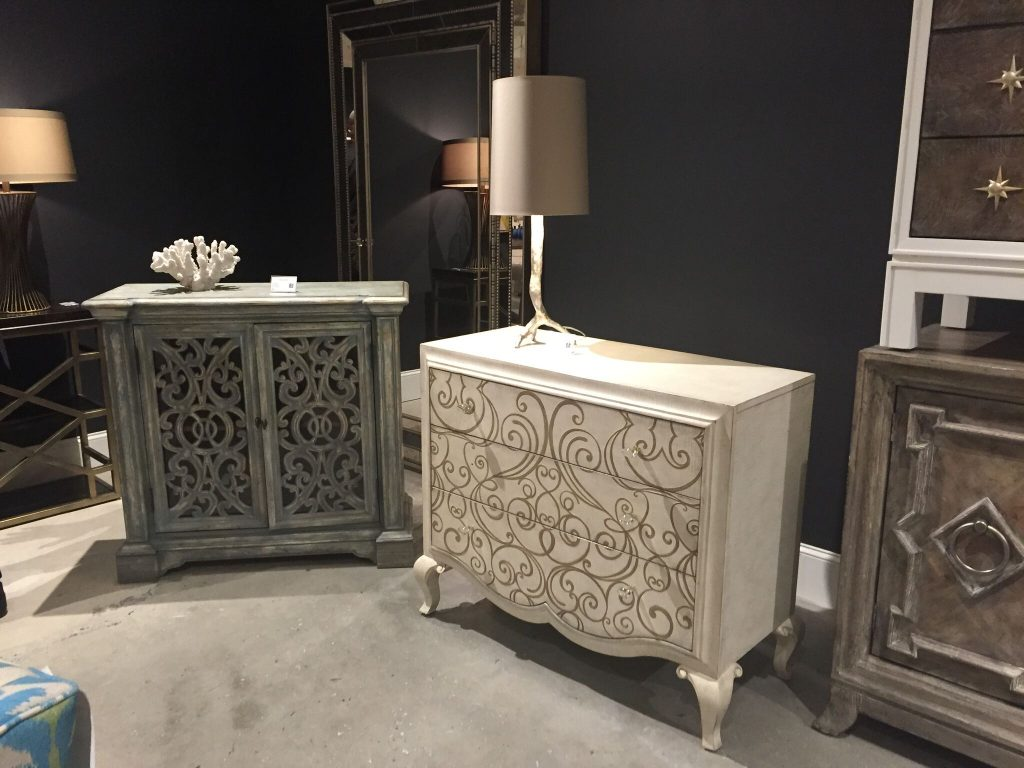 Spring 2016 High Point Market Trends Texture and Form