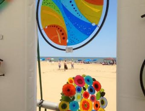 3 Tips for Shopping the Boardwalk Art Show