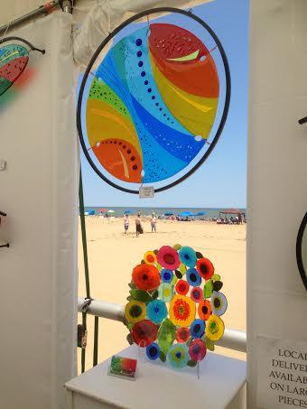 Virginia Beach MOCA art show