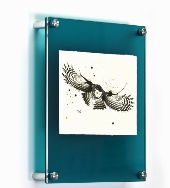 Virginia Beach designer frames- teal