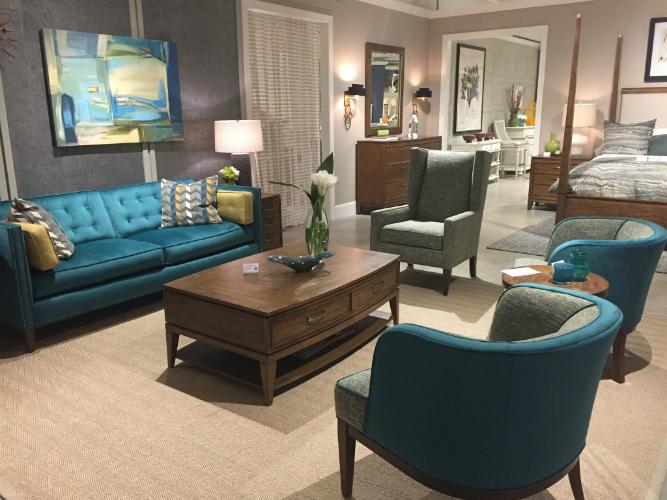 turquoise color trend- Virginia Beach interior design