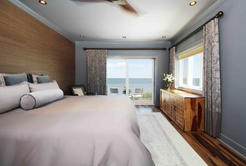Virginia Beach bedroom interior design