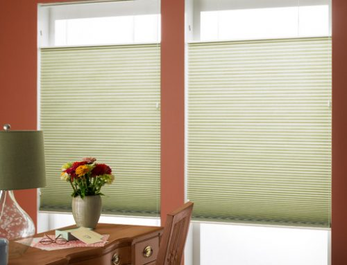 Window Treatment Trends: Top-Down/Bottom-Up Shades