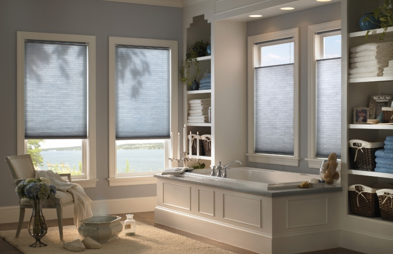 Hampton Roads blinds and window treatments