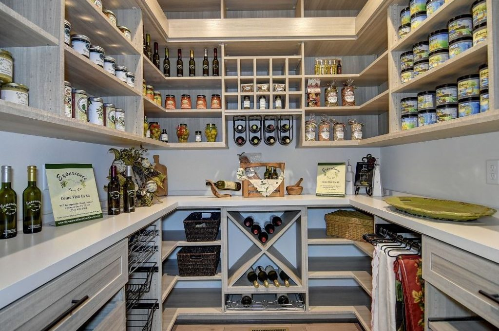 homearama custom pantry