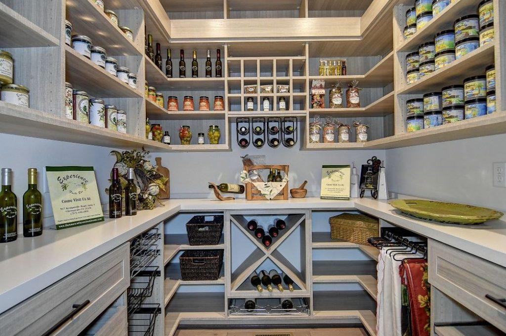 homearama custom pantry