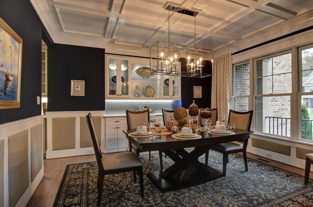 homearama 2016 dining room