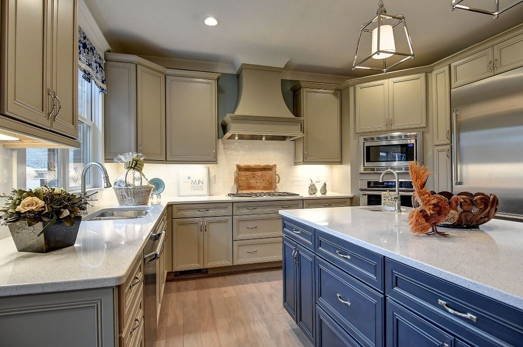 homearama 2016 kitchen