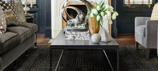Carpet squares that look great!